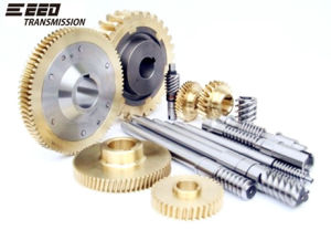 Worm Gears with Wheel Gear Manufacturer pictures & photos
