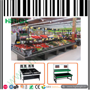 High Quality Supermarket Fruit and Vegetables Racks pictures & photos