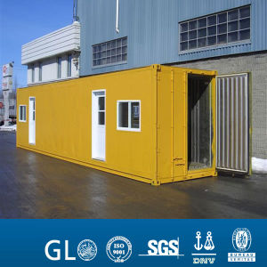 Container House for Accomodation Ablution Units Shop Office pictures & photos