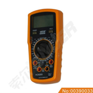 Low Price Digital Multimeter (VC-9205A) pictures & photos