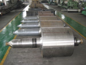 Cast Steel Roll, Alloy Steel Rolls pictures & photos