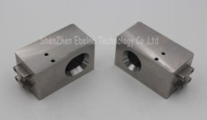 Stainless Steel Components Ss Housing CNC Machined Part pictures & photos