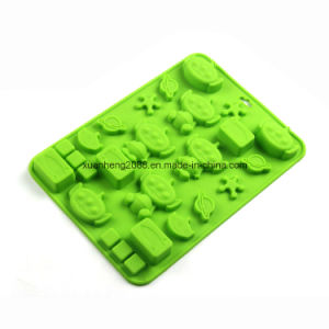 Silicone Mold for Making Homemade Chocolate pictures & photos