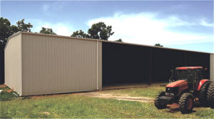 Light Steel Structure and Portal Frame Agricultural Farm Warehouse (KXD-SSW102) pictures & photos
