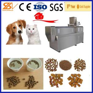 Chinese Earliest Supplier Dog Food Machine/Processing Line/Production Line/Plant pictures & photos