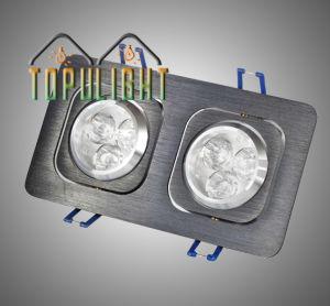 Cube LED Ceiling Light 6W