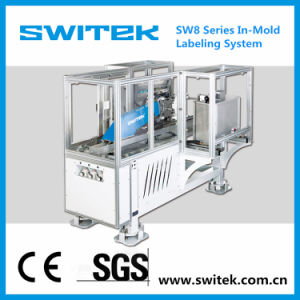 in Molding Labeling System Sw8 for Plastic Machine Looking Agent