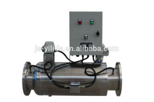 Sewage Treatment Stainless Steel Baffle Automatic Back Flush Filter pictures & photos
