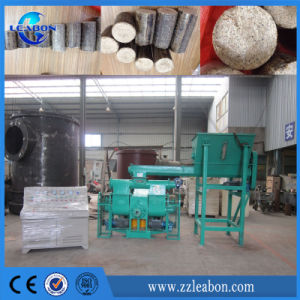 Wheat Straw Shell Piston Briquette Machine pictures & photos