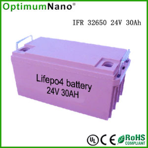 Powerful Safe 24V 30ah Lithium Electric Bike Battery pictures & photos