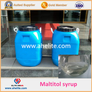 Food Grade Sweetener Maltitol Syrup Liquid pictures & photos