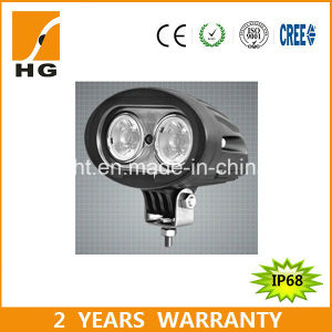 4′′ 10W Blue LED Headlight for Motorcycle (HG-814A) pictures & photos
