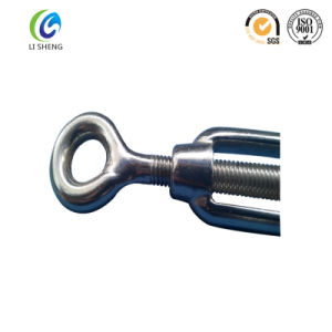 High Quality DIN1480 Heavy Duty Turnbuckle Ls Brand Wire Rope Turnbuckles pictures & photos