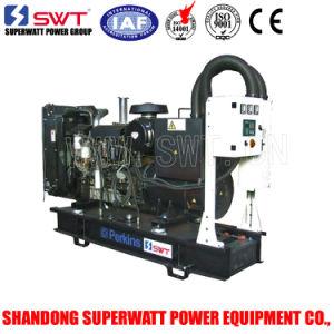 Open Type Generator Set with Perkins Power 40kVA-60kVA pictures & photos