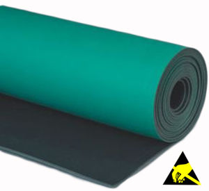 ESD Rubber Mat for Workbench pictures & photos