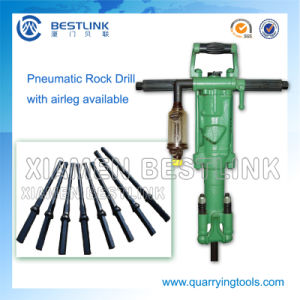 Portable Pneumatic Rock Drilling Equipment for Quarrying Marble pictures & photos