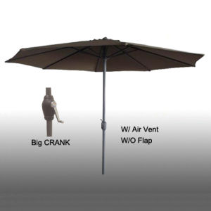 Garden Furniture Aluminum Patio Umbrella pictures & photos