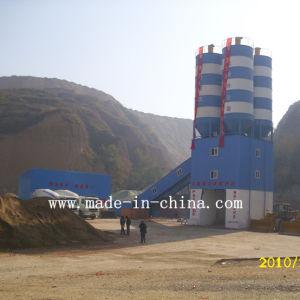 180m3 Per Hour Siemens PLC Control Concrete Batching Plant