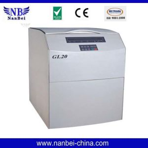 Gl20 High Speed Refrigerated Centrifuge pictures & photos
