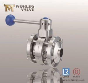 Welding Connection High Performance Ball Valve pictures & photos