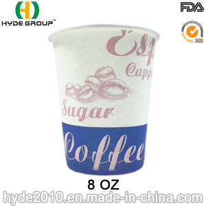 Competitive Disposable Paper Cup for Coffee (8 oz-10) pictures & photos