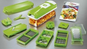 PP Vegetable Slicer Kitchen Appliance (VK14015-C)