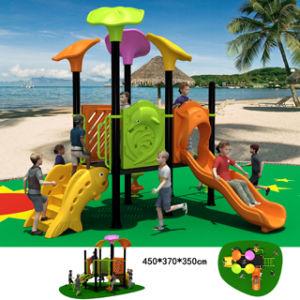 2013 Baihe Outdoor Play Equipment Plastic Slide (BH1305401)