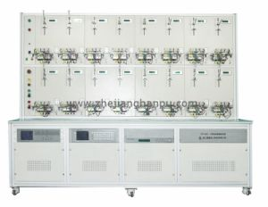 Three Phase Multifunctional Overall Type Energy Meter Test Bench (PTC-8320M) pictures & photos