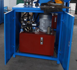 "up to 2"" Hydraulic Hose Terminal Crimping Press Machine pictures & photos"