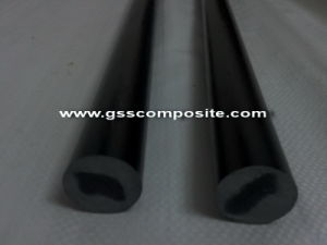 30mm Pultruded High Fiberglass Solid Round Rods