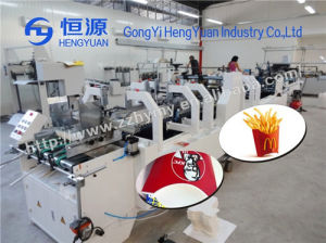 High Quality Paper Bag Making Machine Price pictures & photos