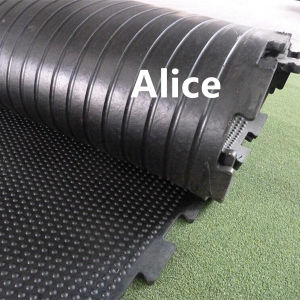 Agriculture Rubber Matting&Anti-Slip Agriculture Rubber Matting for Sale pictures & photos