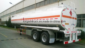 Cimc Brand 30m3 Oil Tank Trailer pictures & photos