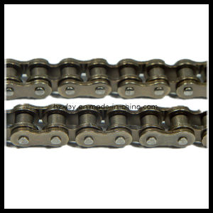 Motorcycle Chain Kits 428, 428h, 420, 520, 520h, Good Quality Anti-Fatigue Performance Motorbike Sprocket Chain pictures & photos