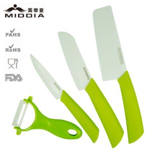Competitive Price Ceramic Knife Sets for Cooking Ware/Kitchen Utensils pictures & photos