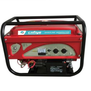 Fy2500 Professional High Quality 2kw Gasoline Generator pictures & photos