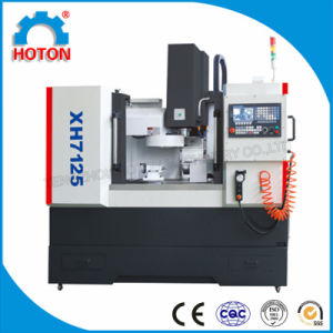 High Speed Vertical CNC Machining Center (CNC Milling XH7125) pictures & photos