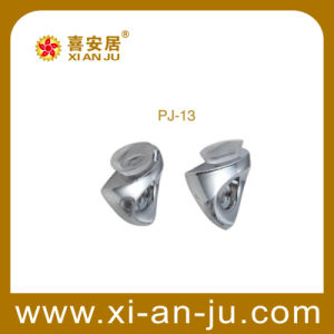 New Design Aluminum Alloy Furniture Glass Support (PJ-13)