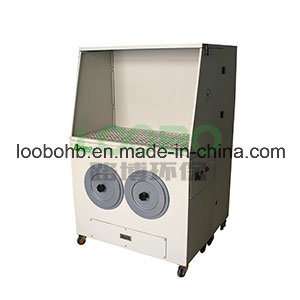 Grinding Dust Removal Downdraft Table with Self-Dust Cleaning System pictures & photos