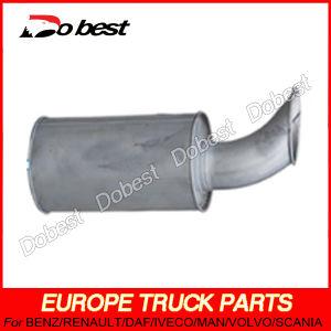 Heavy Duty Truck Muffler for Volvo pictures & photos