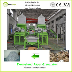 Dura-Shred Popular Paper Granulating Ans Cutting Machine (TSQ1732X) pictures & photos