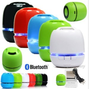 Wireless Bluetooth Portable Stereo Versatile Speaker for iPhone Samsung PC