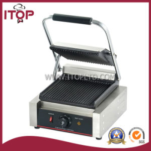 Stainless Steel Single Contact Grill (SWM) pictures & photos