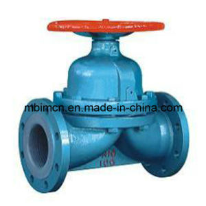 Wcb Material Diaphragm Valve Alternative for The Fcd Material pictures & photos