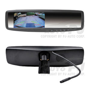 "4.3"" Car Monitor with Left Side Screen (TM-4328LB)"