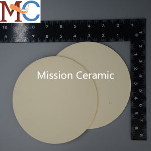 Factory Resistance Alumina Ceramic Al2O3 Customized Disc pictures & photos