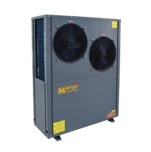 High Quality Air Source Heat Pump for Hybrid Water Heater System pictures & photos