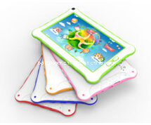 "7"" Rockchip Rk3026 Dual Core, Kids′ Tablet PC pictures & photos"