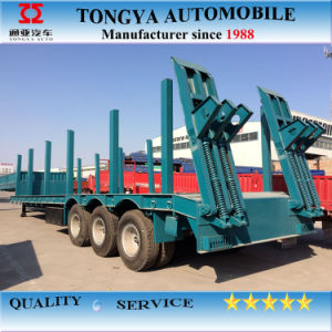 Tongya Customize Lowbed Semi Trailer pictures & photos