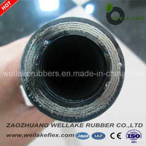 """Hydraulic Rubber Hose DIN En856 4sh 3/4""""--2′′"""